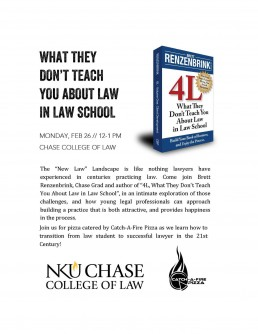 brett renzenbrink 4l nku event lawyer book